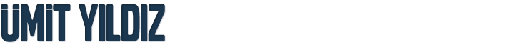 Ümit Yıldız Logo
