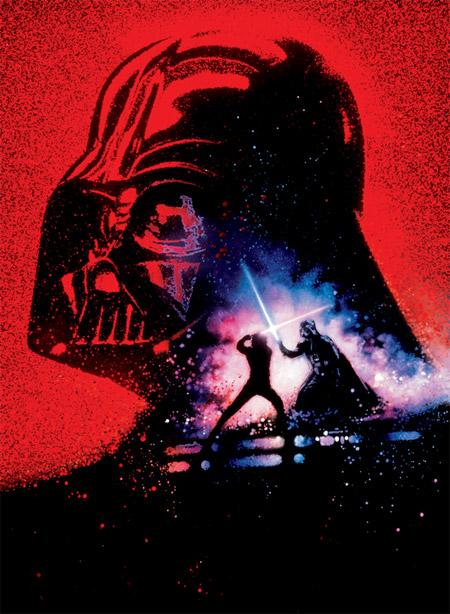 Revenge of The Jedi - Drew Struzan Illustrator